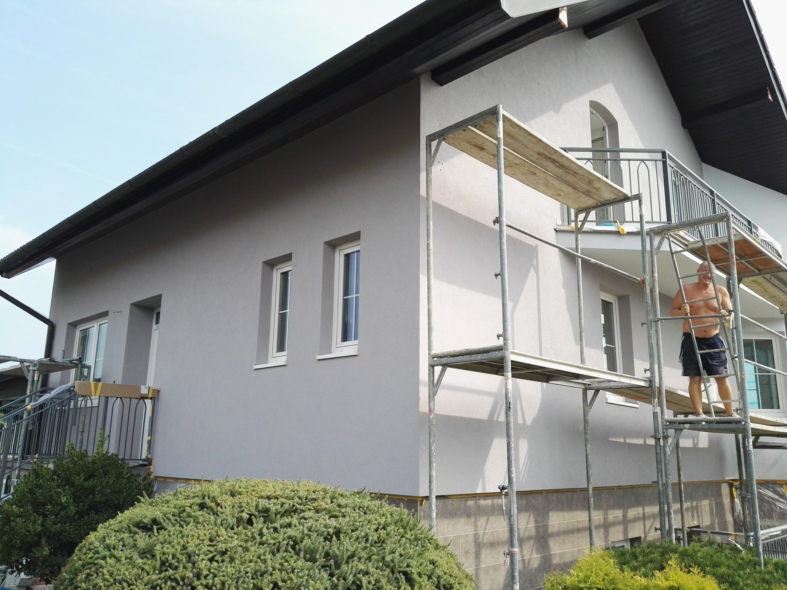 Stavby domů Brno na klíč