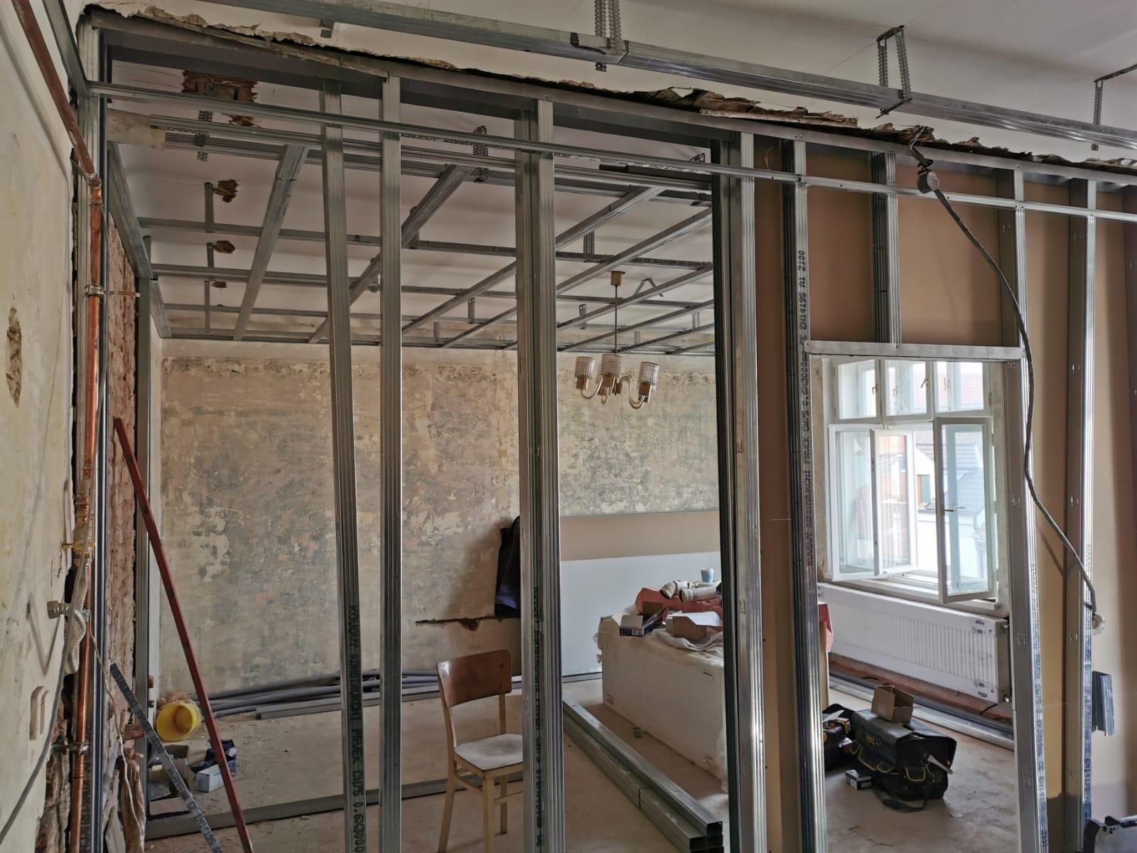rekonstrukce bytu Brno na míru levně
